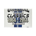 50 Anniversary Magnets