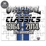 50 Anniversary Puzzle