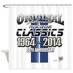 50 Anniversary Shower Curtain