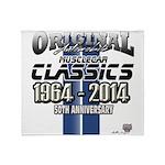 50 Anniversary Throw Blanket