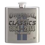 50 Anniversary Flask