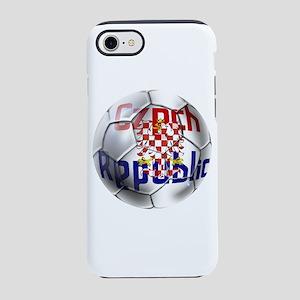 Czech Republic Football iPhone 7 Tough Case