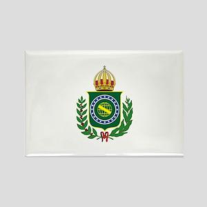 Brazilian Empire of Brazil Magnets