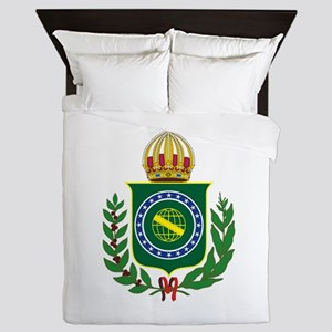 Brazilian Empire of Brazil Queen Duvet