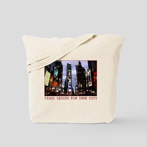 New York Souvenir Times Square Gifts Tote Bag