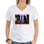 New York Souvenir Times Square Gifts T-Shirt