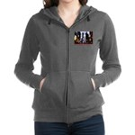 New York Souvenir Times Square Gifts Zip Hoodie