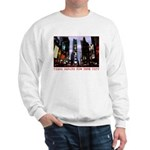 New York Souvenir Times Square Gifts Sweater