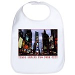 New York Souvenir Times Square Gifts Bib