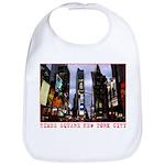 New York Souvenir Times Square Gifts Bib