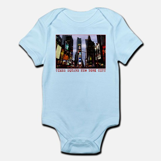 New York Souvenir Times Square Gifts Body Suit
