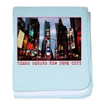 New York Souvenir Times Square Gifts baby blanket