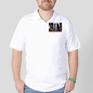 New York Souvenir Times Square Gifts Golf Shirt