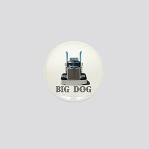 Big Dog Mini Button