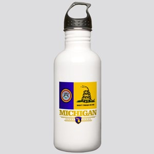 DTOM Michigan Water Bottle