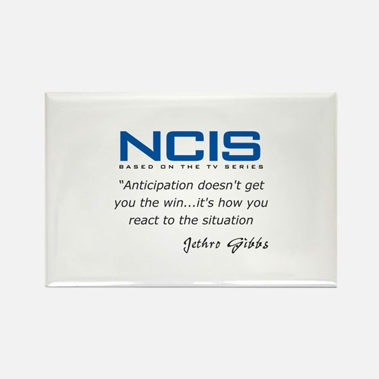 Gibbs Anticipation Quot Rectangle Magnet (10 pack)