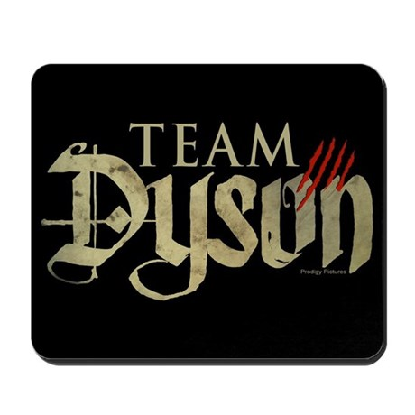 Lost Girl Team Dyson Mousepad by LostGirl Lost Girl Dyson Kidnapped