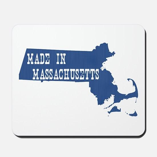 Massachusetts Mousepad