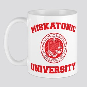 Strk3 Miskatonic University Mug