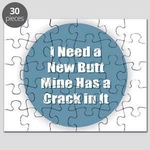 I Need a New Butt Puzzle