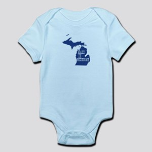 Michigan Infant Bodysuit
