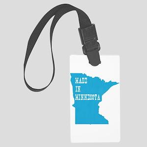 Minnesota Large Luggage Tag