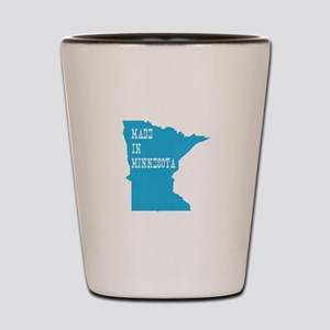 Minnesota Shot Glass