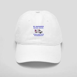 Ambulance Saves Lives-Daughte Cap