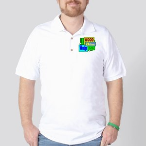 Golf Clubs Design Golf Shirt