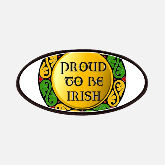 Proud to be Irish Patches