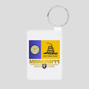 DTOM Mississippi Keychains
