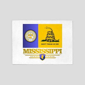 DTOM Mississippi 5'x7'Area Rug