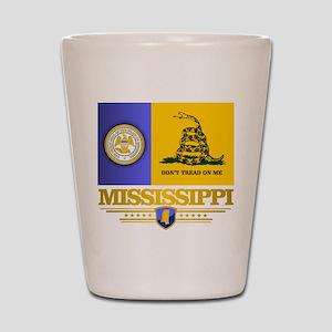 DTOM Mississippi Shot Glass