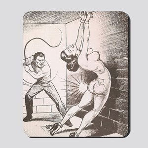 Nights of Horror by Joe Shuster Mousepad