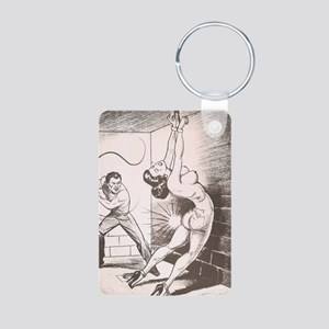 Nights of Horror by Joe Shuster Keychains