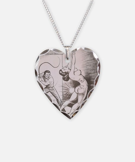 Nights of Horror by Joe Shuster Necklace