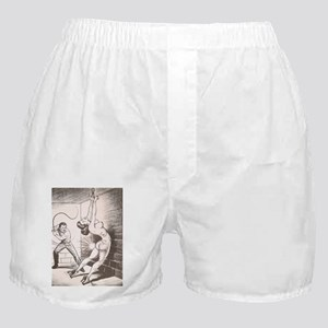 Nights of Horror by Joe Shuster Boxer Shorts