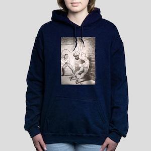 Nights of Horror by Joe Shuster Hooded Sweatshirt