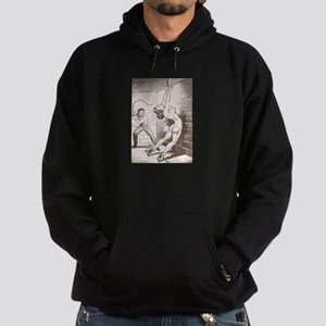 Nights of Horror by Joe Shuster Hoodie