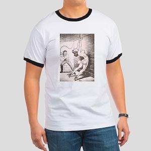 Nights of Horror by Joe Shuster T-Shirt