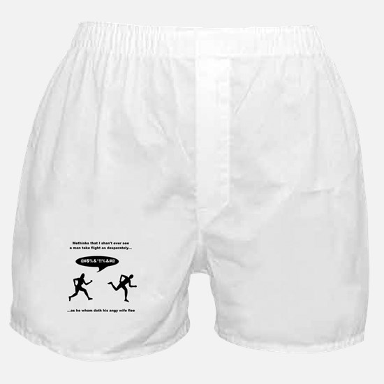 Funny T-Shirt Romantic Comedy Boxer Shorts