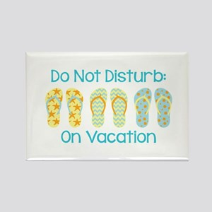 Do Not Disturb: On Vacation Magnets