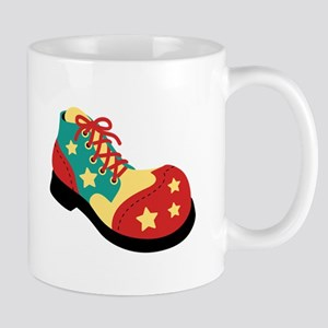 Circus Clown Shoe Mugs