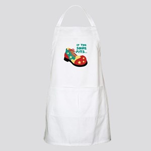 IF THE SHOE FITS... Apron