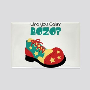 who you callin BOZO? Magnets