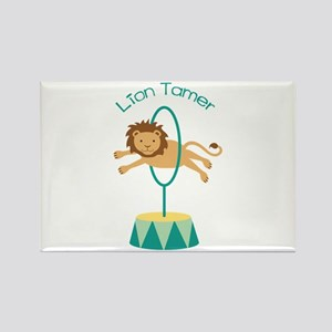 Lion Tamer Magnets