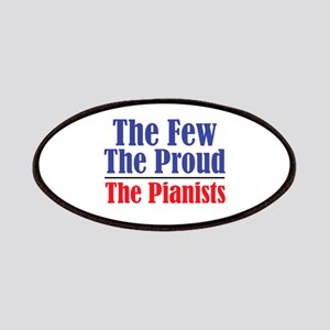 Few Proud Pianists Patches