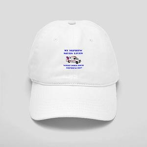 Ambulance Saves Lives-Nephew Cap
