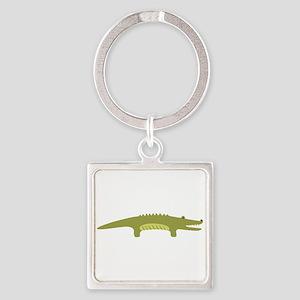 Alligator Animal Keychains