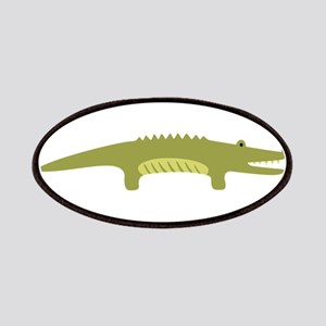 Alligator Animal Patches
